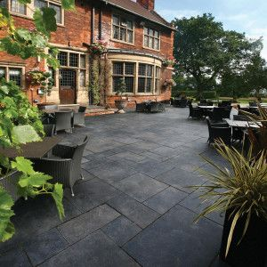 Natural Paving - Classicstone - Carbon Black - Single Sizes