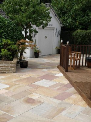 Natural Paving - Classicstone - Calibrated - Harvest - Single Sizes