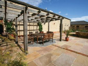 Natural Paving - Classicstone - Heather - Project Packs