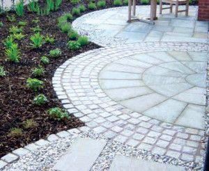 Natural Paving - Classicstone - Promenade - Circles