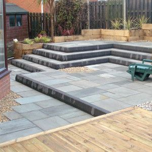 Natural Paving - Classicstone - Promenade - Project Packs