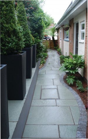 Natural Paving - Classicstone - Steel Blue - Project Pack