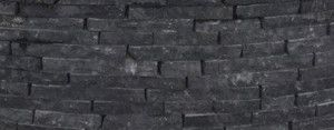 Natural Paving - Cottagestone Walling - Carbon Black - Mixed Size Pack