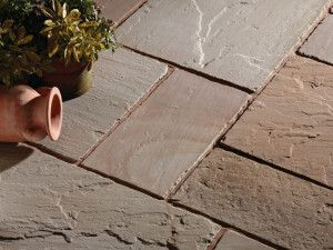 Natural Paving - Cragstone - Weathered and Calibrated - Barley - Project Pack