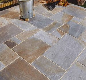 Natural Paving - Cragstone - Weathered and Calibrated - Old York - Project Pack