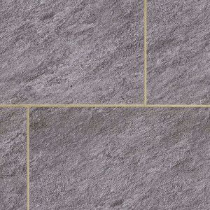 Natural Paving - Di Pietra Porcelain Paving - Cenere - Single Sizes