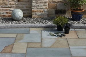 Natural Paving - Premiastone - York Mix - Single Sizes