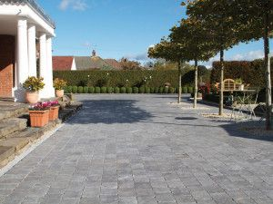 Natural Paving - Fossestone - Block Paving - Midnight Blue