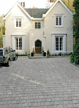 Marshalls - Fairstone Driveway Natural Stone Setts - Silver Birch - Project Pack