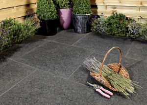 Natural Paving - Premiastone - Noir Gold - Single Sizes