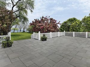 Swaledale Paving - Charcoal - Patio Pack