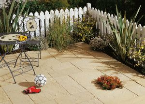 Swaledale Paving - Yorkstone - Patio Pack (Cheap)