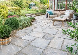 Bradstone - Old Town Paving - Old Quarried - Patio Pack