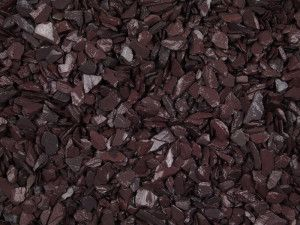 Plum and Blue Slate Mini Mulch - 2 to 14mm - Bulk Bag