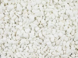 Polar White Gravel - 8 to 11mm
