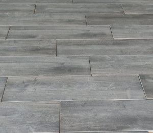 Porcelain Paving - Wooden Plank Effect - Anthracite - Single Sizes