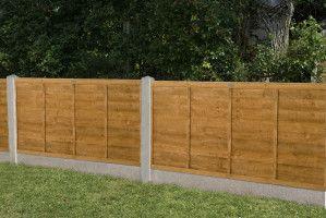 Forest - Premier Lap Fence Panel