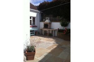 Indian Sandstone Paving - Camel