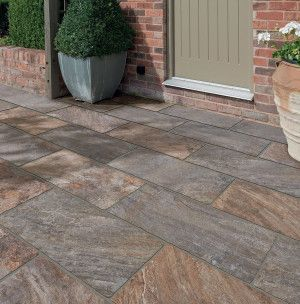 Bradstone - Romeli Porcelain Collection - Grey Blend - Single Sizes