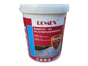 Romex - Rompox D1 - Neutral - Pavement Fixing Mortar Slurry 25Kg