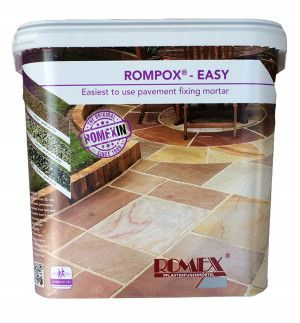 Romex - Rompox Easy Pointing Mortar - Neutral - Paving Grouting (Jointing Compound) 15Kg