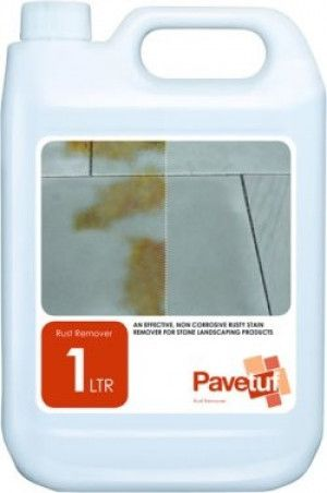 Pavetuf - Specialist Cleaners - Rust Remover - 1ltr