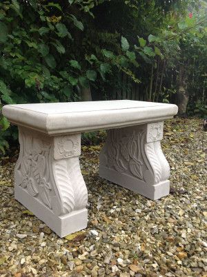 Benches - Antique Stone Bench
