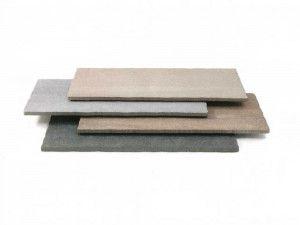Stonemarket - Foro Vitrified Paving - Nero - 800 x 400mm