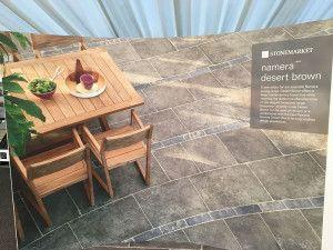 Stonemarket - Namera Limestone Paving - Desert Brown - Project Pack