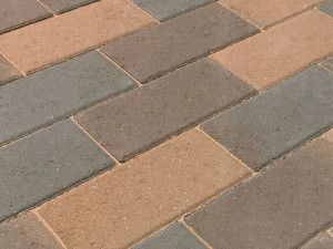 Stonemarket - Pavedrive Plus Paviors - Woodland - 200 x 100 x 50mm