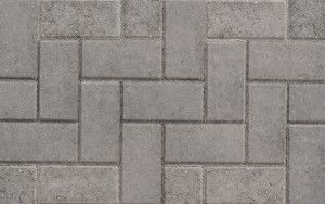 Marshalls - Standard Concrete Driveway Block Paving - Charcoal