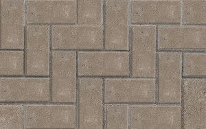 Marshalls - Standard Concrete Driveway Block Paving - Natural