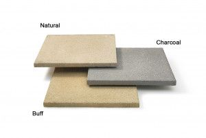 Stonemarket - Standard Textured Paving - Charcoal - Single Sizes
