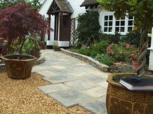 Rutland Paving - Winter Stone - Oakham Pattern - Patio Pack
