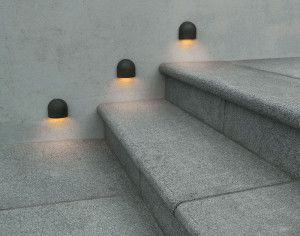 Stonemarket - Arctic Granite Paving - Dusk - Step Tread