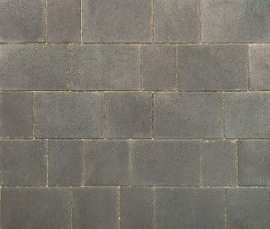 Stonemarket - Avenu Driveway Paviors - Charcoal - Single Sizes