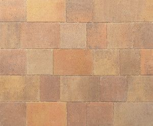 Stonemarket - Avenu Driveway Paviors - Forest Blend - Single Sizes