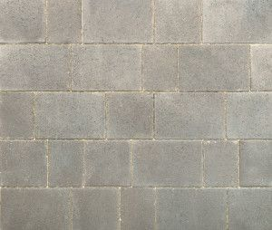 Stonemarket - Avenu Driveway Paviors - Grey - Single Sizes