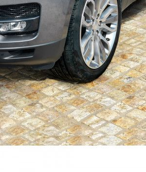 Stonemarket - Granite Setts - Beige - 110 x 110 x 50mm