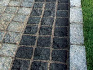 Stonemarket - Granite Setts - Black - 110 x 110 x 50mm