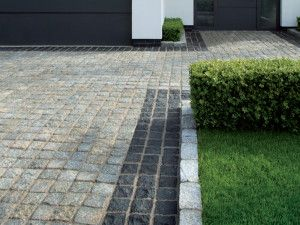 Stonemarket - Granite Setts - Silver