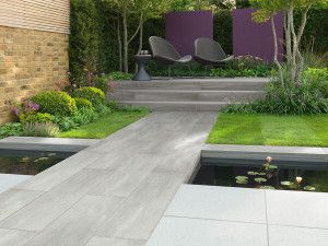 Stonemarket - Knotwood Paving - Birch - 1200 x 300mm