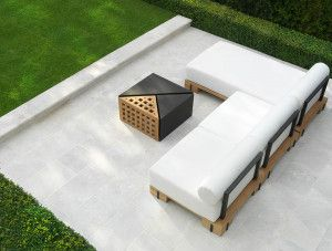 Stonemarket - Lorento Marble Paving - Ivory - Project Pack