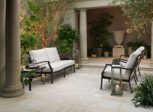 Stonemarket - Lorento Marble Paving - Perlino - Project Pack