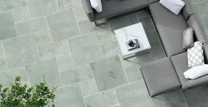 Stonemarket - Nordus Slate Paving - Gris - Single Sizes