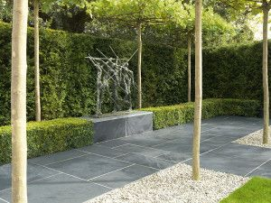 Stonemarket - Nordus Slate Paving - Schwarz - Project Pack