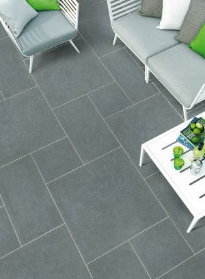 Stonemarket - Paleo Paving - Blauw - Project Pack
