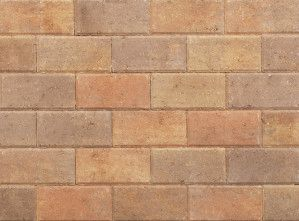 Stonemarket - Pavedrive Paviors - Forest Blend - 200 x 100 x 60mm