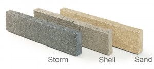 Stonemarket - Rio Paving - Storm - Edging / Coping