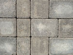 Stonemarket - Trident Paviors - Charcoal - Single Sizes
